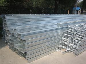 鋼制鍍鋅橋架(冷、熱鍍鋅)