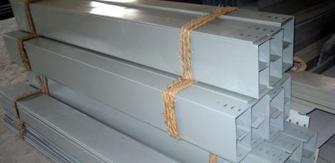 铝合金桥架广泛运用于工业