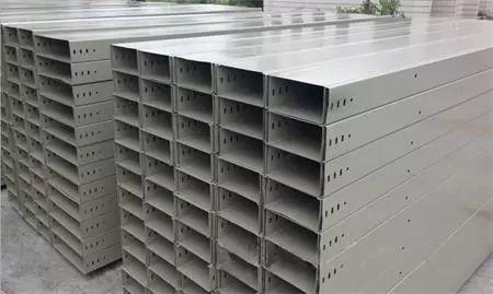玻璃鋼電纜橋架的選擇和安裝